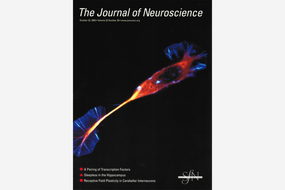 Cover The Journal Of Neuroscience 2003-23-29